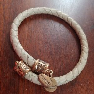 Leather wrap Alex and Ani